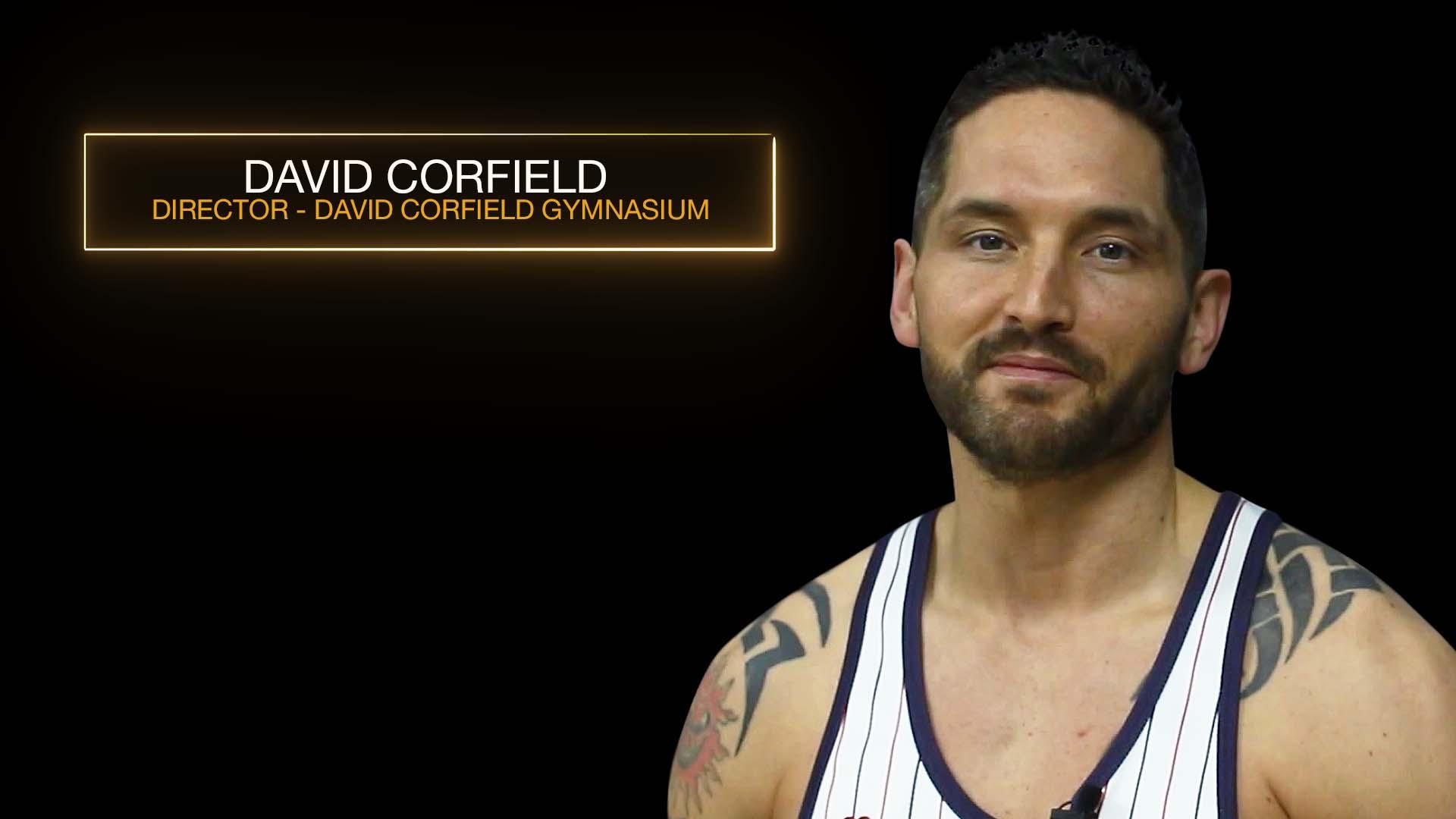 David Corfield Testimonial