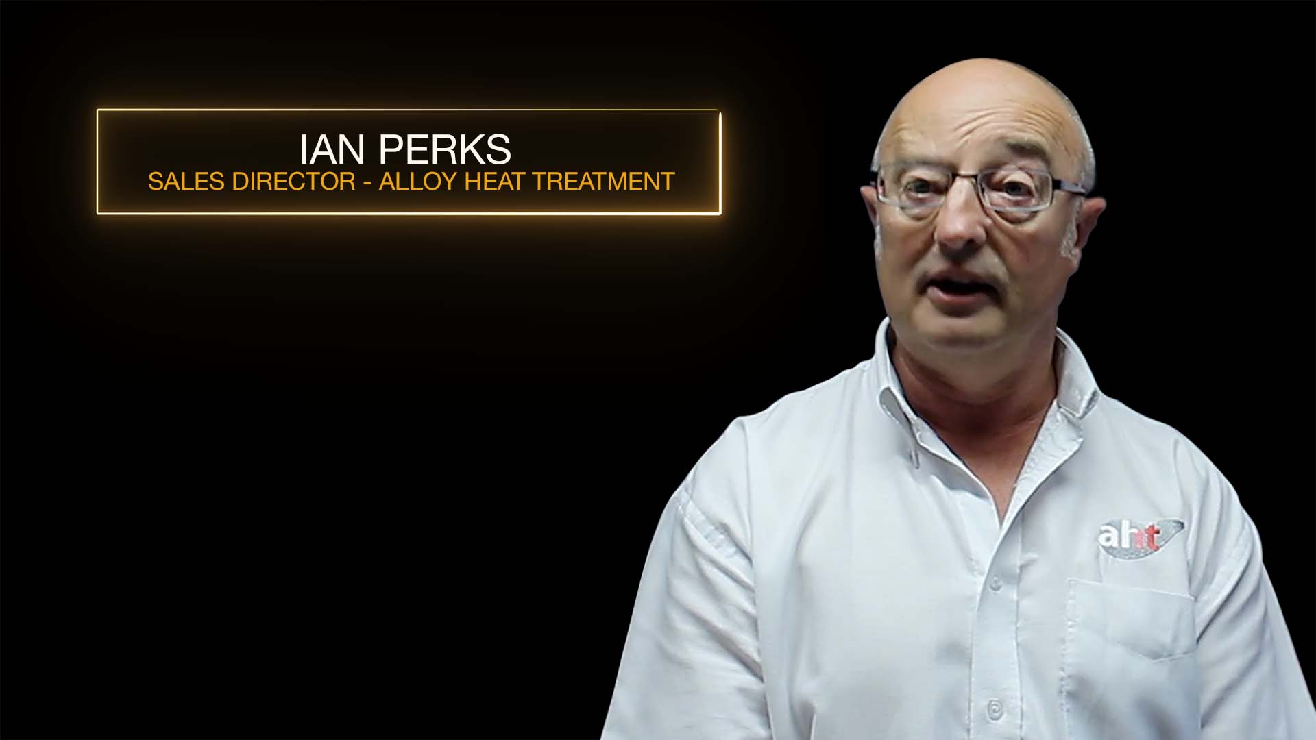 Ian Perks Testimonial